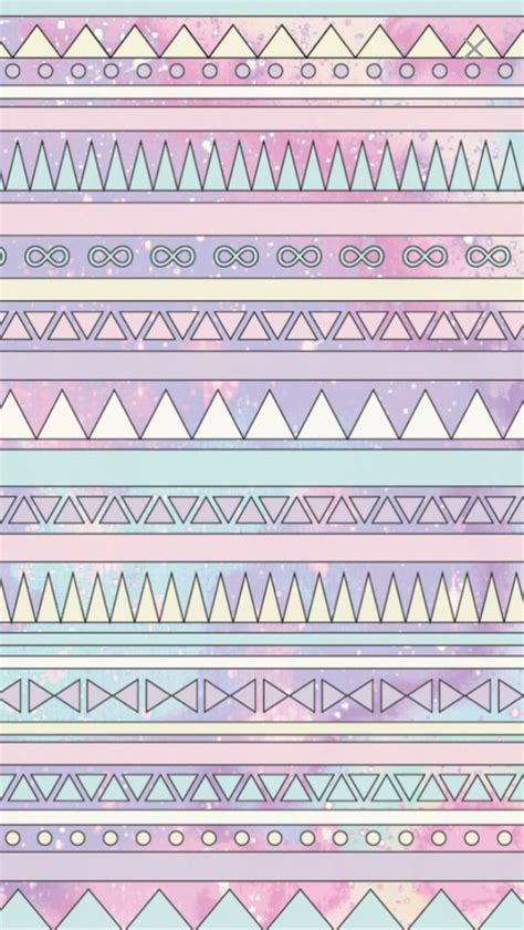 tribal pattern pastel wallpaper background blue galaxy mint pastel pattern pink