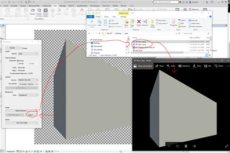solved exporting render  transparent background revit  autodesk community