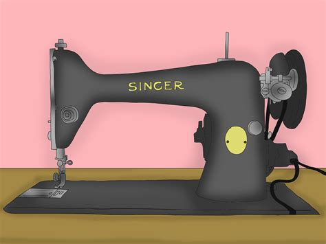 used sewing machine how to oil a sewing machine 9 steps with pictures wikihow