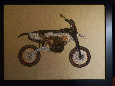 Ktm Motorrad Werk by Bild Ktm Motorrad Draht Kunsthandwerk Indra 95 Bei