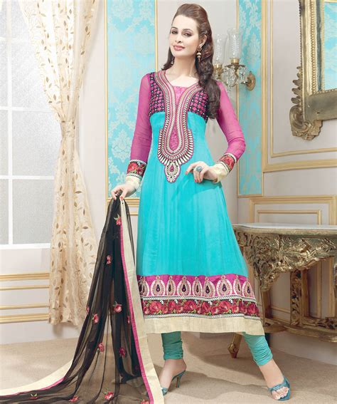 Simple Dress Designs Salwar Kameez 2018