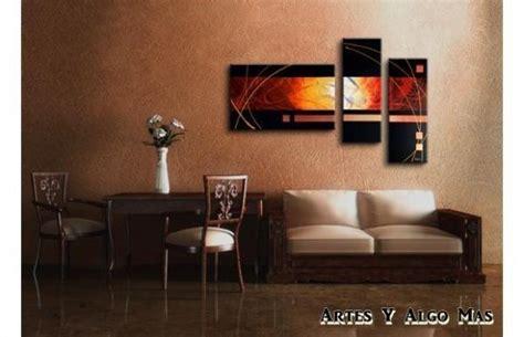 Superior  Cuadros Para Dormitorios Modernos #4: Living-decorado-con-cuadros.jpg