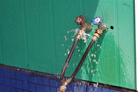 How To Fix A Leaky Hose Faucet by How To Fix A Leaky Hose Of Central Florida