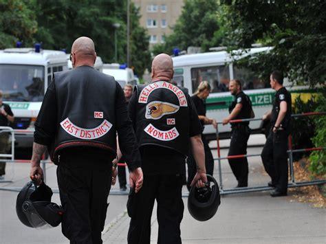 Motorrad Club Aurich by Bayern Verbietet Rockergruppen Symbole