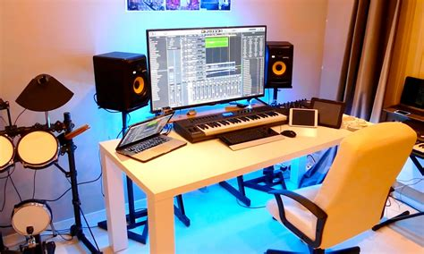 Home Recording Studio Tour New Home Recording Studio Tour 2015