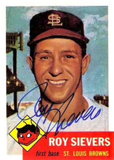 roy sievers the sweetest right handed swing in 1950s baseball books roy sievers baseball stats by baseball almanac