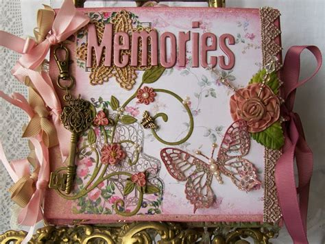 Handmade Memory Books - delightfully mini albums