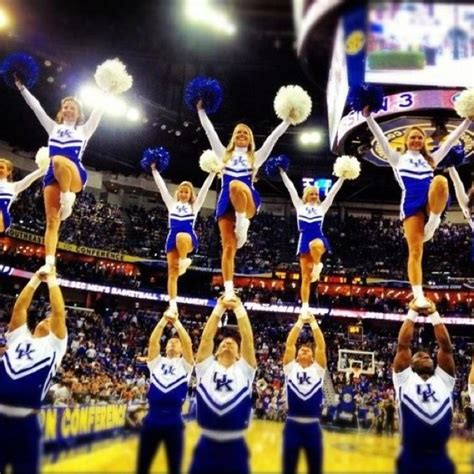 Cheers Uk of kentucky cheer wildcat chions