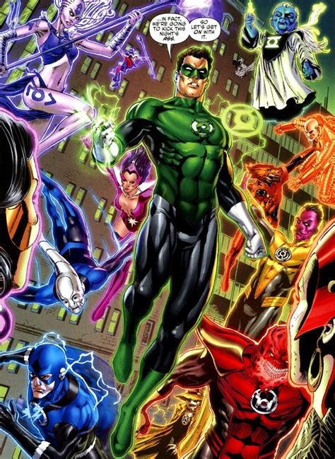 lantern corps colors 25 best lantern corps all colors images on