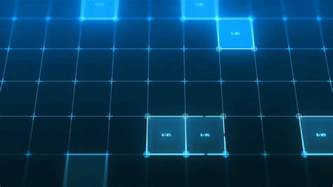 hi tech background for dreamscene videowallpaper deskscape