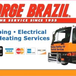 George Brazil Plumbing Reviews george brazil plumbing electrical electricians