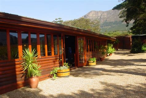 Log Cabin Winery by Cape Town Team Building Venue The Range
