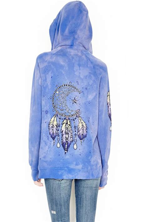 Moshie Hoodie by Moshi Dreamcatcher Oversized Hoodie From Colorado