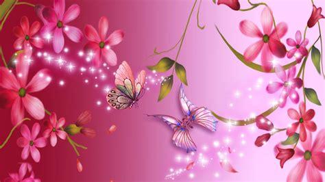 pink flower backgrounds outdoors wallpaper p