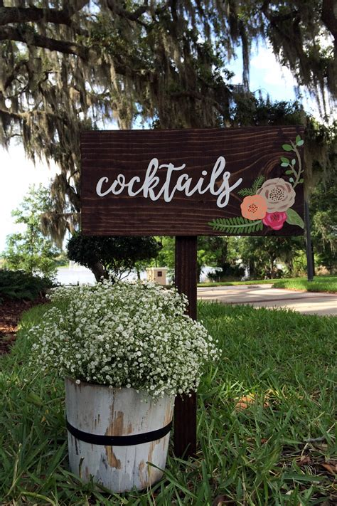 Wooden Home Decor Signs Diy Calligraphy Wedding Signs