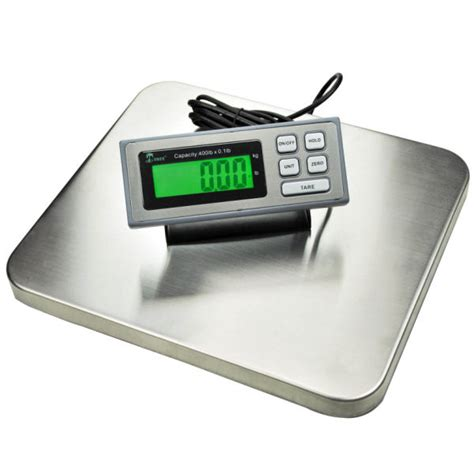 Tree Lss 400 Large Shipping Digital Bench Scale 400lb X 0 1lb 89 00