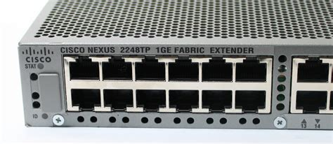 cisco upholstery cisco nexus 2248tp fabric extender 48 port switch n2k