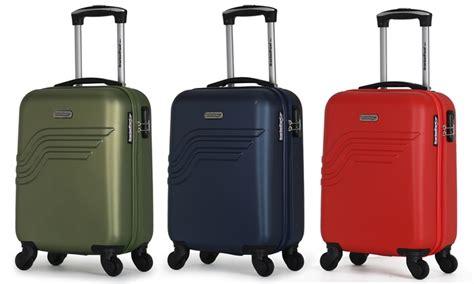 valigie da cabina trolley da cabina groupon goods