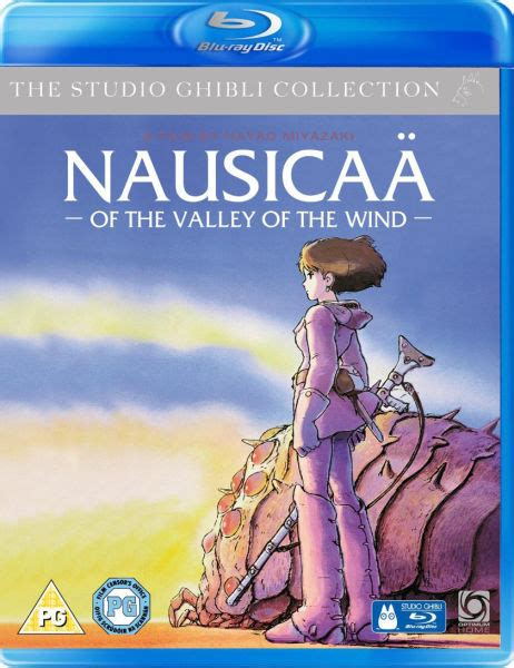 nausica 228 valley of the wind zavvi