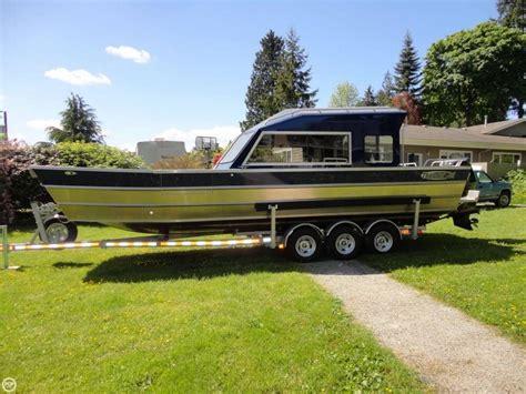 aluminum jet fishing boat for sale 2016 used thunder jet landing craft 28 aluminum fishing