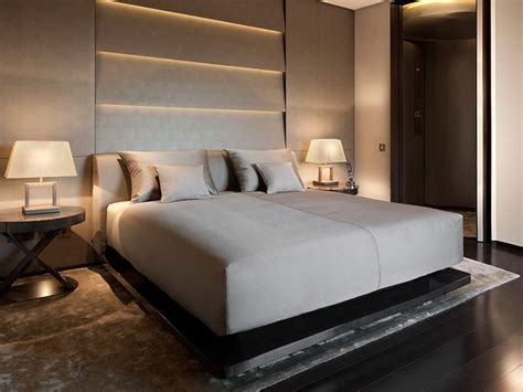 armani bedroom design hotel room design ideas that blend aesthetics with practicality