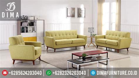 Kursi Buat Ruang Tamu sofa tamu minimalis terbaru mebel jepara murah kursi