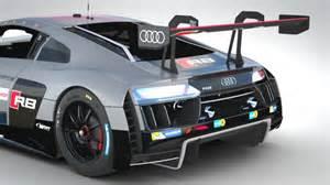 Audi R8 Models Audi R8 Lms 2016 3d Model Cgstudio