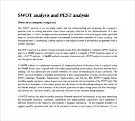 pestle analysis template sle pestle analysis template 10 free documents in pdf