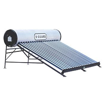 Water Heater Solar Guard ssal pr domestic solar water heater from v guard