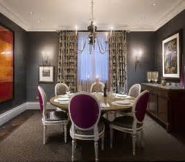 Pictures For Dining Room Walls 27 Splendid Wallpaper Decorating Ideas For The Dining Room