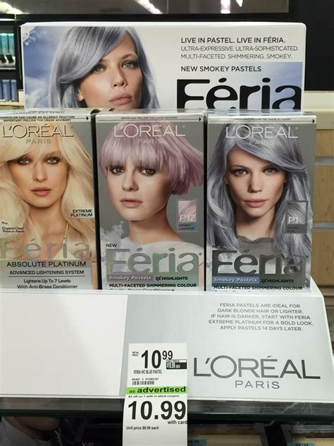 loreal new haircolor trends 2015 new makeup and beauty drugstore picks for spring 2016