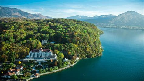 palace menthon hotel lac annecy restaurant annecy