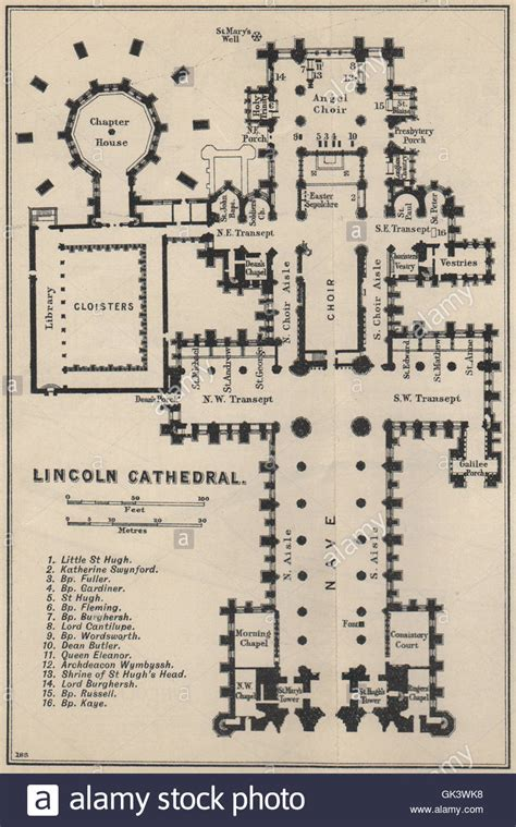 cathedral floor plan lincoln cathedral floor plan lincolnshire 1939 vintage