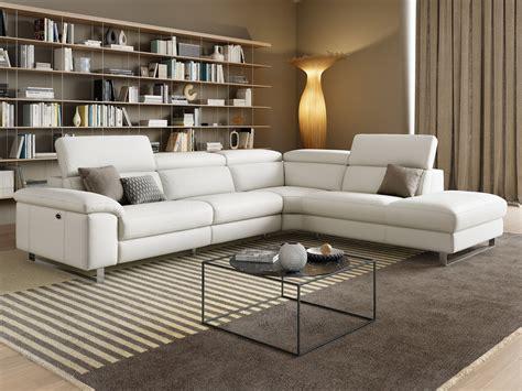 sofa mit relaxfunktion leder sofa livingroom architettura e interior design
