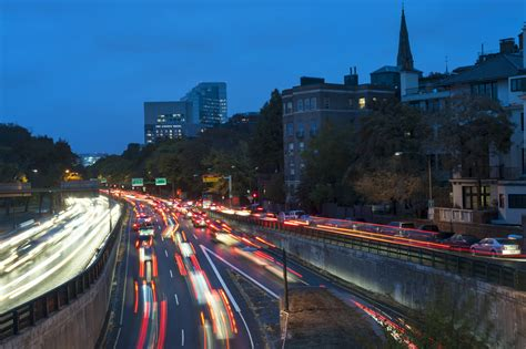 Places with the Worst Boston Traffic and Commutes