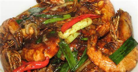 Minyak Goreng Dua Udang teratak resepi ummi udang goreng dua rasa sos kicap
