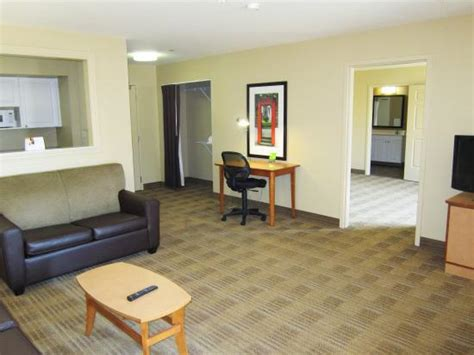 extended stay america one bedroom suite 1 bedroom suite 1 king bed picture of extended stay