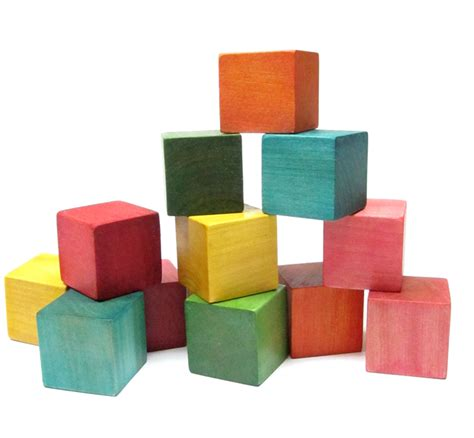 Blockers For Free Wood Toys 28 Blocks Colorful Waldorf Building Blocks