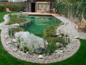 garten teich gartenteich im pool anlegen eine umweltfreundliche idee