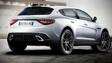 New Maserati Suv by Maserati Suv Yea It S Got A Hemi 187 Autoguide News