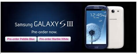 t mobile uk samsung galaxy s iii for t mobile uk available for pre