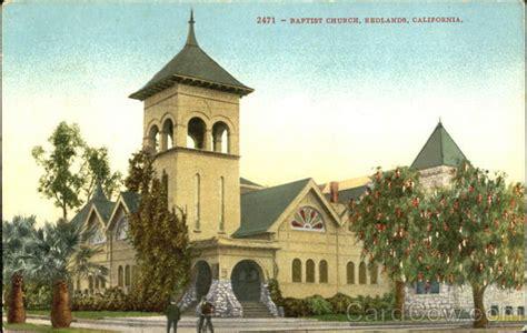 churches redlands ca
