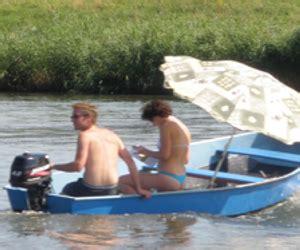 bootje biesbosch drimmelen motorboot huren in drimmelen noord brabant bootverhuur