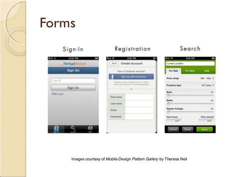 ui design pattern mobile mobile ui design patterns