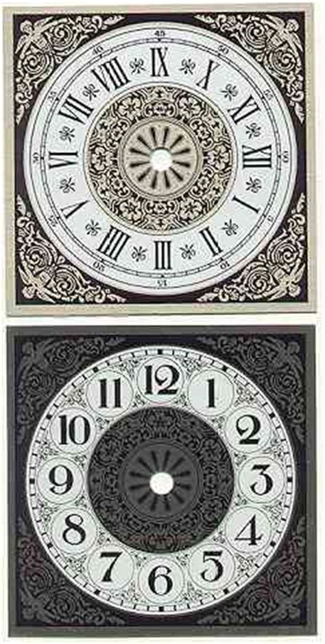 pin square clock faces on pinterest square clock faces picture to pin on pinterest pinsdaddy
