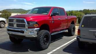 2010 Dodge Diesel 2010 Dodge Ram 2500 Cummins Big Horn Lifted Trucks