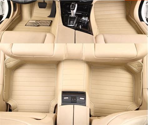 good mat custom special floor mats  dodge grand caravan seats   waterproof carpets