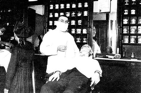 barber downtown cincinnati 1918 historical image gallery pandemic influenza flu cdc