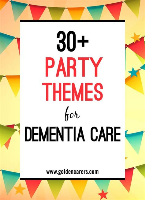 themed events for the elderly 16104 best alzheimer s dementia images on pinterest