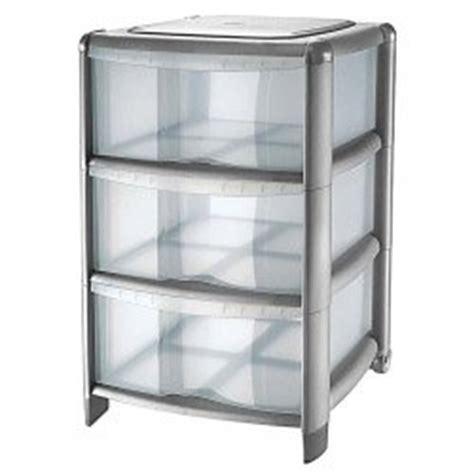 3 Tier Plastic Drawers by 3 Tier Drawer Tower Wheelie Storage Unit Plastic Brand New